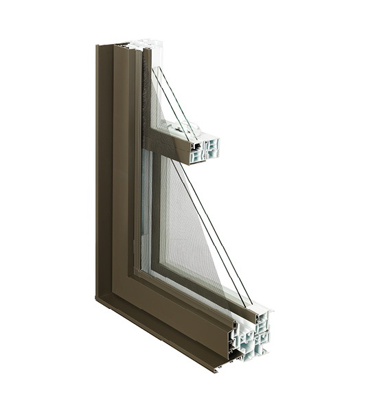 guillotine double fen tres lite elite windows